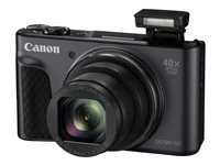 CANON, PowerShot SX730 HS Black Full HD BT