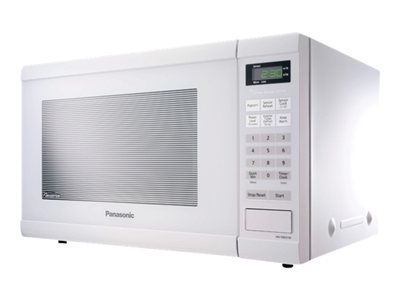 Panasonic 1.2-cu. ft. Microwave - White - 1200 W