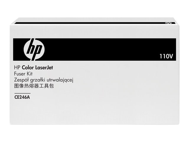 HP - (110 V) - kit unité de fusion - pour LaserJet Enterprise MFP M680; LaserJet Enterprise Flow MFP M680; LaserJet Managed MFP M680