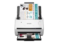 Epson WorkForce DS-570W - Document scanner - Duplex - A4 - 600 dpi x 600 dpi - up to 35 ppm (mono) / up to 35 ppm (colour) - ADF (50 sheets) - up to 4000 scans per day - USB 3.0, Wi-Fi *** Claim a FREE 5 year Extended warranty Worth £380 purchased between 1st-30th September 2019 redeemable directly from Epson www.epson.co.uk/scanner-warranty or www.epson.ie/scanner-warranty ***