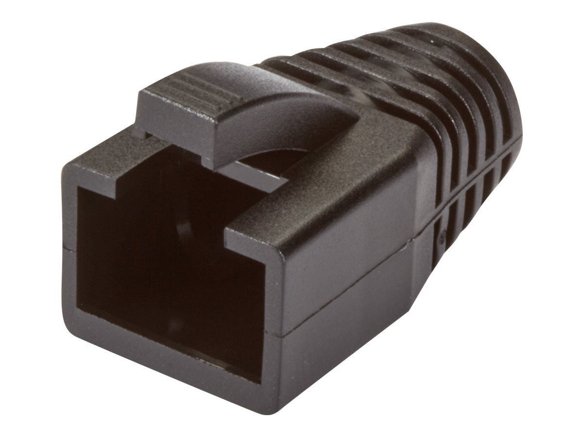 Black Box network cable boot