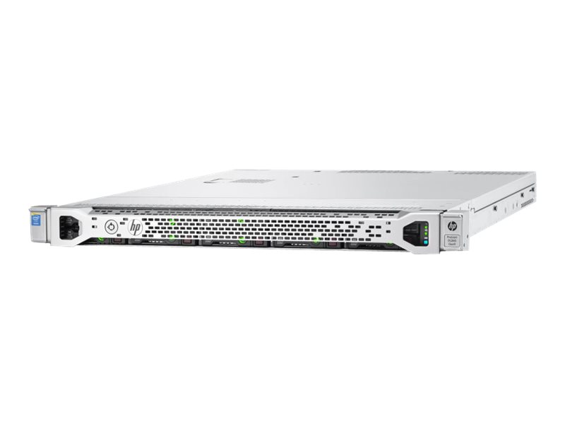 HPE ProLiant DL360 Gen9 Base - Server - Rack-Montage - 1U - zweiweg - 1 x Xeon E5-2630V3 / 2.4 GHz