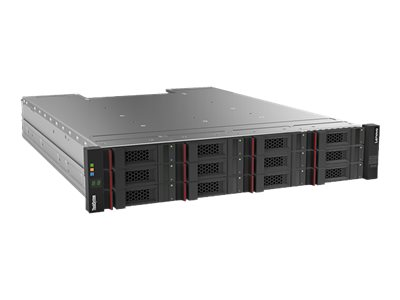 Lenovo ThinkSystem DS4200 LFF FC/iSCSI Dual Controller Unit - hard drive array