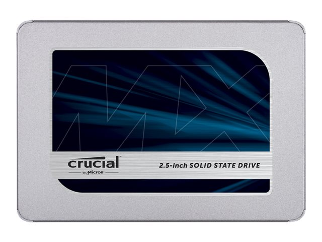 Crucial MX500 - Disque SSD - 1 To - SATA 6Gb/s