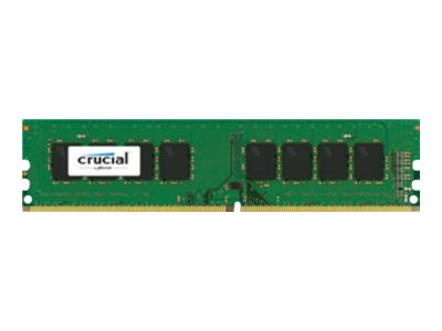 Crucial - DDR4 - 8 GB - DIMM 288-PIN - 2400 MHz / PC4-19200 - CL17