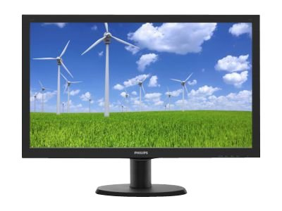 Philips S-line 243S5LDAB LED monitor 24INCH (23.6INCH viewable) 1920 x 1080 Full HD (1080p)