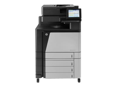HP LaserJet Enterprise Flow MFP M880z - Multifunktionsdrucker - Farbe - Laser - A3 (297 x 420 mm), Ledger (279 x 432 mm) (Original) - A3/Ledger (Medien)