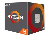 AMD CPU Ryzen 5 1600 3.2GHz 6 kerner  AM4