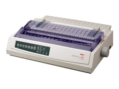 OKI Microline 321 Turbo Printer B/W dot-matrix 240 x 216 dpi 9 pin up to 435 char/sec