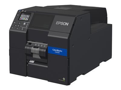 Epson ColorWorks CW-C6000P Label printer color ink-jet  1200 x 1200 dpi