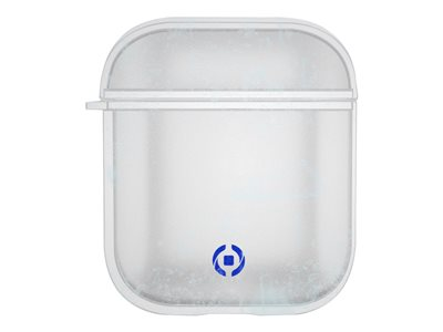 CELLY AIRPODS CASE (WHITE AND BLUE)