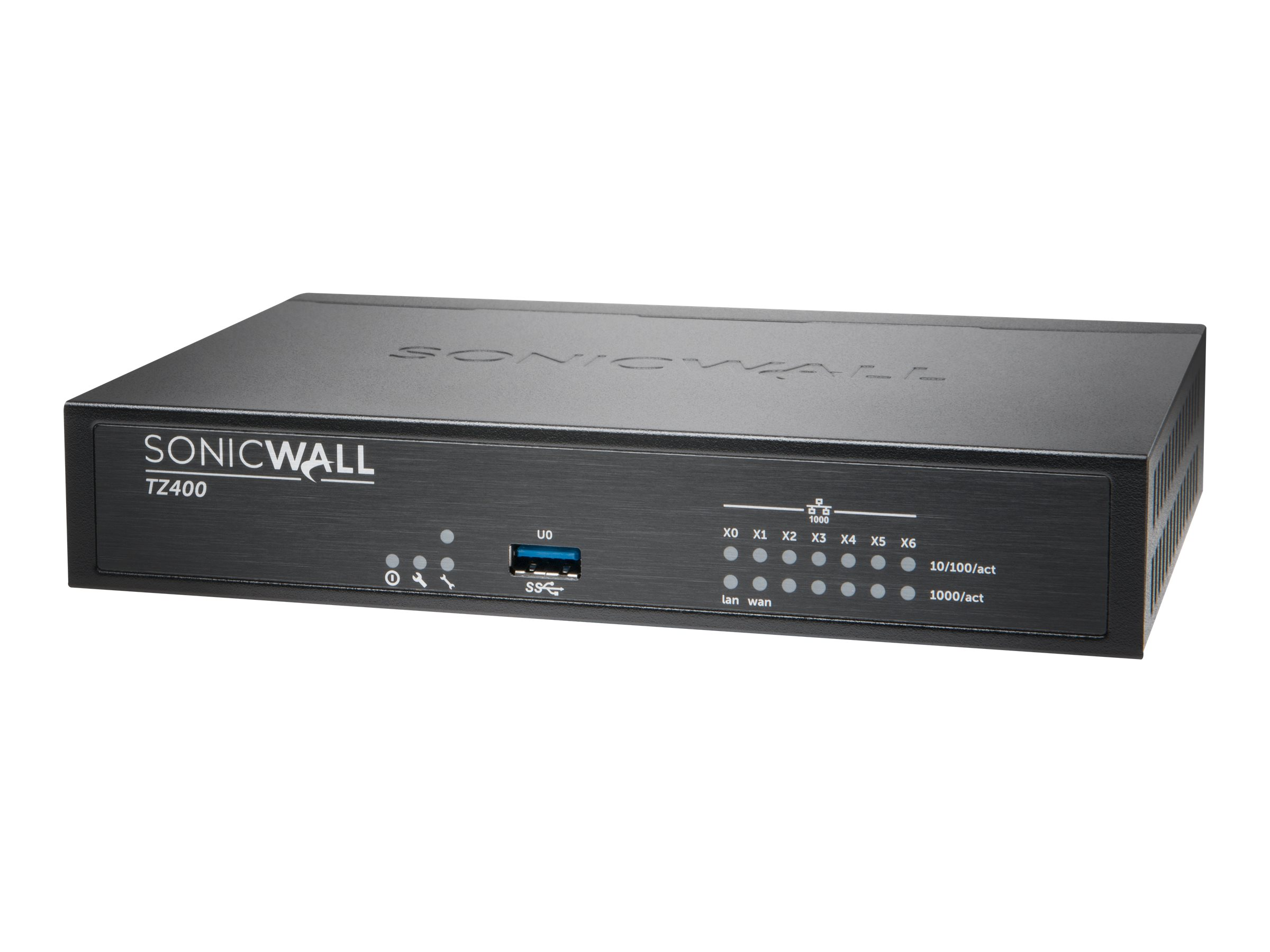 SONICWALL TZ400 TOTAL SECURE- ADVANCED EDITION