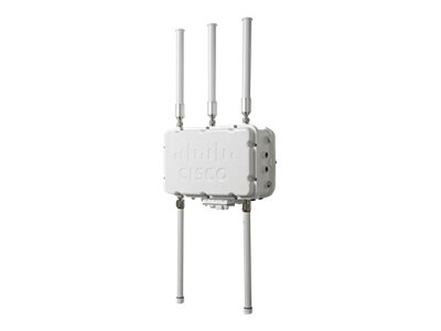 Cisco Aironet 1552S Access Point Wireless access point Wi-Fi Dual Band DC power