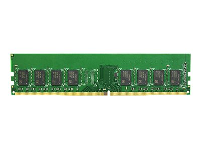 Synology DDR4 4 GB DIMM 288-pin 2133 MHz / PC4-17000 1.2 V unbuffered non-ECC
