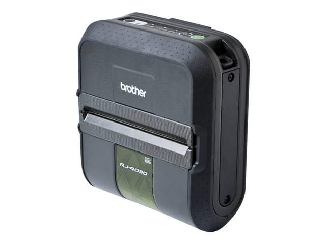 Image of Brother RuggedJet RJ-4030 - label printer - monochrome - direct thermal
