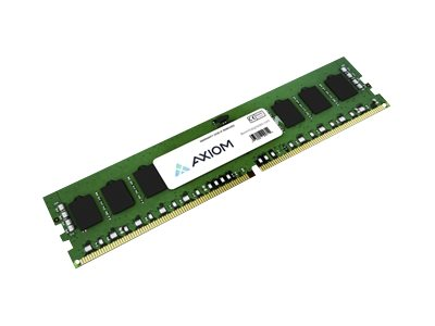 Axiom DDR4 16 GB DIMM 288-pin 2400 MHz / PC4-19200 CL17 1.2 V registered ECC
