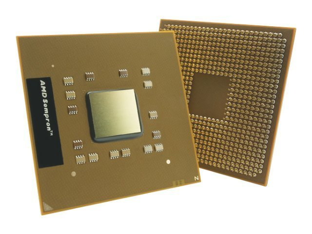 AMD Sempron 3800+ / 2.2 GHz processor (mobile)