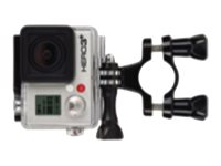 Urban Factory Bike, motorcycle, pole (diameter >4cm - 1.6 inch) - for all cameras GoPro support system - bar mount