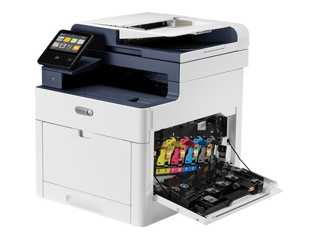 Xerox WorkCentre 6515V_DNI - Imprimante multifonctions - couleur - laser - Legal (216 x 356 mm) (original) - A4/Legal (support) - jusqu'à 30 ppm (impression) - 300 feuilles - Gigabit LAN, Wi-Fi(n), USB 3.0