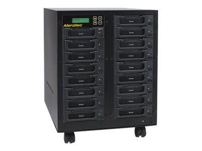 Aleratec 1:16 HDD Copy Cruiser IDE/SATA High-Speed WL Hard drive duplicator