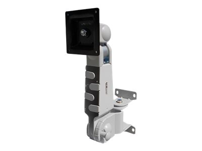 NewStar TV/Monitor Wall Mount (Full Motion and height adjustable) FPMA-W400 - montage mural