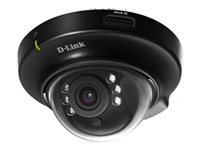 D-Link mydlink-enabled DCS-6004L - Network surveillance camera - dome - colour (Day&Night) - 1280 x 800 - fixed focal - audio - LAN 10/100 - MPEG-4, MJPEG, H.264