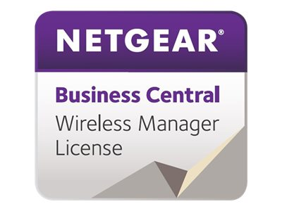 NETGEAR Business Central Wireless Manager - subscription license (3 years) - 50 access points