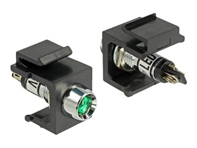 Keystone LED green 6 V