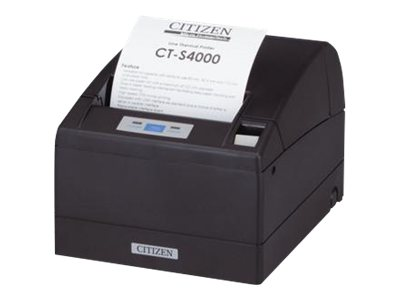 Citizen CT-S4000 Receipt printer two-color (monochrome) thermal line Roll (4.4 in)