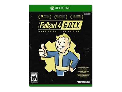 Fallout 4: Game of the Year Edition Xbox One