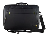 "Techair - Notebook carrying case - 15.6"" - black"