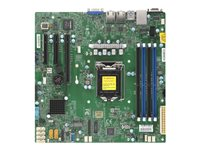 SUPERMICRO X11SCL-F - Motherboard