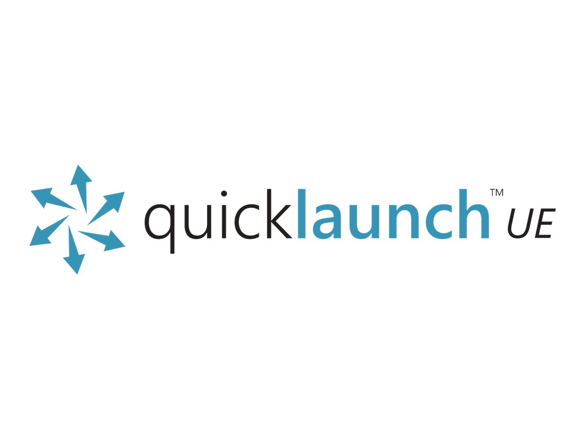 Quicklaunch Ultimate Edition (v. 4.0) - license + 3 Years Maintenance & Support - 1 PC