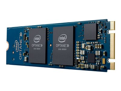Intel Solid-State Drive 800p Series Solid state drive 120 GB 3D Xpoint (Optane) internal