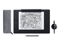 Wacom Intuos Pro Paper Edition Large Digitizer 12.2 x 8.5 in multi-touch electromagnetic  image