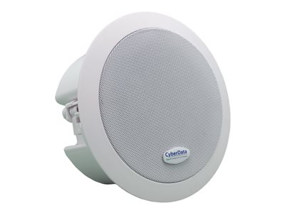 CyberData InformaCast Enabled Ceiling Speaker IP speaker Ethernet,