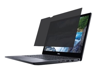 Dell notebook privacy filter
