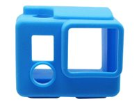 Urban Factory Protective cover for camcorder silicone blue for GoPr