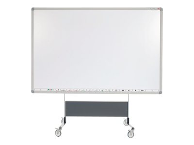 TeamBoard Stand for interactive whiteboard steel