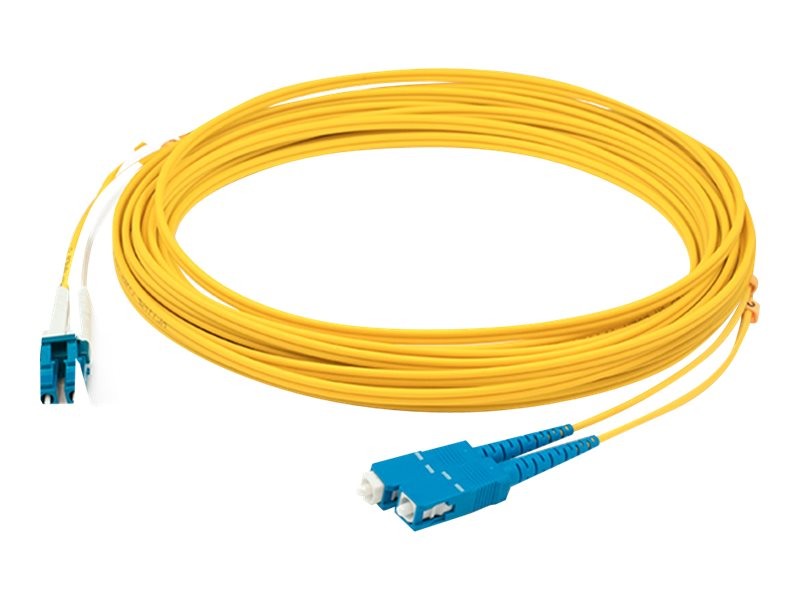 AddOn patch cable - 8 m - yellow