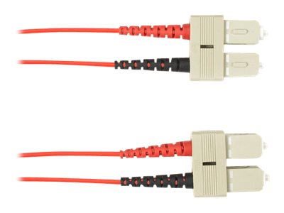 Black Box patch cable - 1 m - red