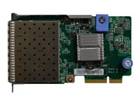 Lenovo ThinkSystem - Adaptateur réseau - LAN-on-motherboard (LOM) - 10 Gigabit SFP+ x 4 - pour ThinkAgile HX3321 Certified Node; HX7520 Appliance; VX3520-G Appliance