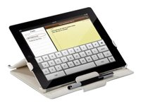 Targus VuScape Case for tablet bone white for Apple iPad (3rd