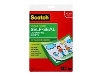 Scotch Seal-adhesive 50-pack 9.02 in x 12 in sel