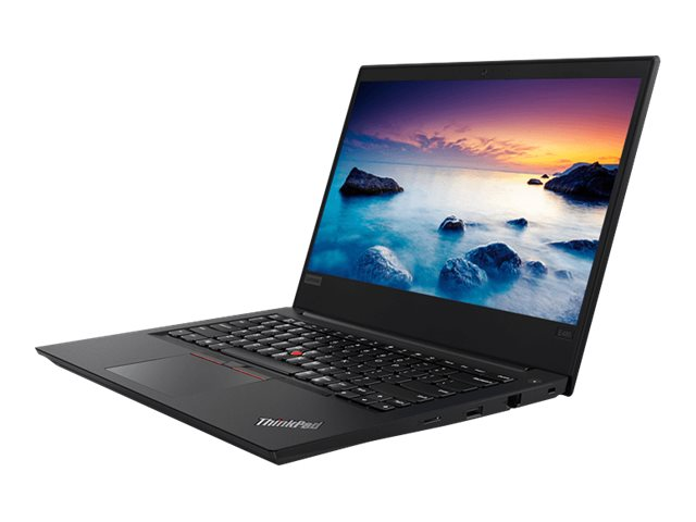 "Lenovo ThinkPad E485 - 14"" - Ryzen 5 2500U - 8 Go RAM - 256 Go SSD + 1 To HDD - French"
