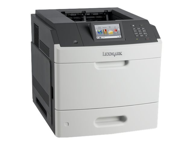 Lexmark MS810de - Drucker - monochrom - Duplex - Laser - A4/Legal