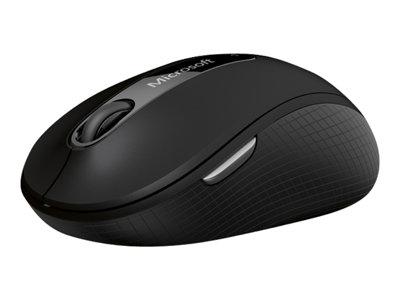 Wireless Mobile Mouse 4000 - mouse - 2.4 GHz - grafite