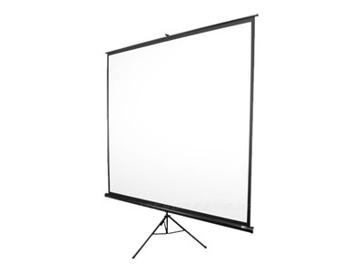 Elite Tripod Series T99NWS1 Projection screen with tripod 99INCH (98.8 in) 1:1 Matte White