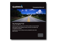 Garmin City Navigator Middle East & Northern Africa NT - Maps