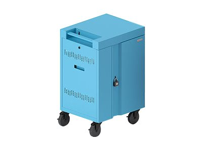 Bretford Cube Mini TVCM20PAC 270 degree doors cart (charge only) for 20 tablets / notebooks